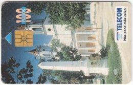 ARGENTINIA A-386 Chip Telecom - Religion, Church - Used - Argentina