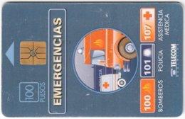 ARGENTINIA A-387 Chip Telecom - Used - Argentina