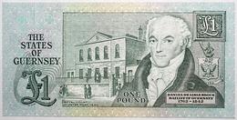 Guernesey - 1 Pound - 1980 - PICK 48a - NEUF - Guernsey