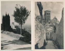 Z.833. ASSISI - Perugia - Lotto Di 6 Cartoline Fotografiche F.p. - Italia
