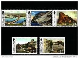 GIBRALTAR - 2009  SEPAC  SET  MINT NH - Gibilterra