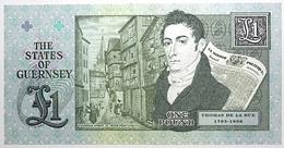 Guernesey - 1 Pound - 2013 - PICK 62 - NEUF - Guernesey