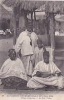 69- EXPOSITION INTERNATIONALE De LYON 1914- Village Sénégalais- Le Petit Violon-Correspondance Militaire - Lyon