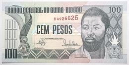 Guinée-Bissau - 100 Pesos - 1990 - PICK 11 - NEUF - Guinea-Bissau
