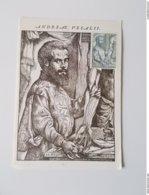 Andreas Vesalius - André Vesale  1514 - 1564 Né à Bruxelles, Postzegel 50 Centimes - Autres