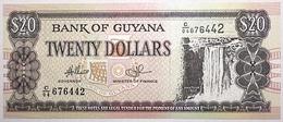 Guyana - 20 Dollars - 2012 - PICK 30f - NEUF - Guyana