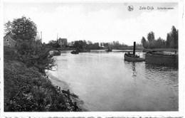 Zele - Schelde Oever - Stoomboot Binnenvaart - Zele