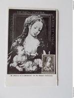 De Madonna Met De Druiventros  Van Jan Gossaert ( 1478 - 1533 ) - Autres
