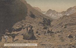 Amérique - Chile - Chili - Cordillera De Los Andes - La Cavalera - Editor P. Cohn, Mendoza - Chile