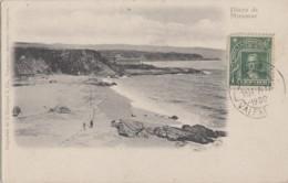 Amérique - Chile - Chili - Miramar - Playa De Miramar - 1909 - Chile