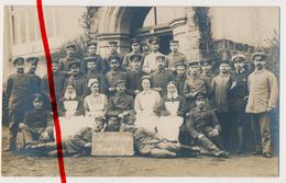 Original Foto - Büdingen - 1916 - Lazarett Im Mathilden-Hospital - Deutschland