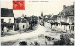 23 CHENIERS - Place De L'Eglise - France