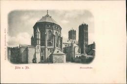 Ansichtskarte Köln Gereonskirche 1907  - Koeln
