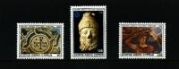 CYPRUS - 1982  CULTURAL HERITAGE  SET  MINT NH - Nuovi