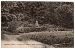 CPA 92 - Château De SCEAUX (Hauts De Seine) - Bassin Et Statue D'Amalfe - Sceaux