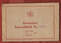KABE Auswahlheft, Auf 10 Seiten Marken, Entwertet, Inhalt: Siehe Abbildungen (82487) - Briefmarken