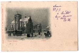 CPA 92 - Vieux SCEAUX (Hauts De Seine) - L'Eglise - Ed. Trianon N° 1052 - DN - Sceaux