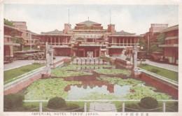TOKIO - IMPERIAL HOTEL - Tokio