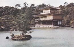 KYOTO - GOLD PAVILION. SHOGUNS RESIDENCE - Kyoto