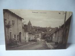 EULMON 54 MEURTHE ET MOSELLE POINT CENTRAL CPA 1939 Cliche Lacroix Essey Les Nancy - Frankrijk
