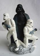 FIGURINES BOUCHON BOITE DE BONBONS STAR WARS Type FIZZY - Figurines
