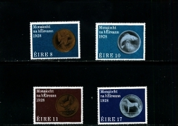 IRELAND/EIRE - 1978  IRISH CURRENCY  SET  MINT NH - 1949-... Repubblica D'Irlanda