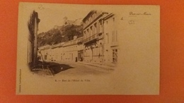 Dun Sur Meuse - Rue De L'hotel De Ville - Dun Sur Meuse