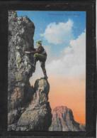 AK 0372  Kletterpartie In Tirol' S Bergen - Verlag Stempfle Ca. Um 1920 - Alpinismus, Bergsteigen