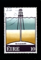IRELAND/EIRE - 1978  ARRIVAL ONSHORE OF NATURAL GAS  FINE USED - Usati