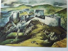 Castell U Bere, Near Llanfihangel Y Pennant - Gwynedd - Autres