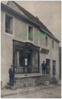 23 PONTCHARRAUD - Café Tartiere - Carte-photo - Francia