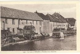 La Loue A Ornans Et Moulins De La Clouterie - France