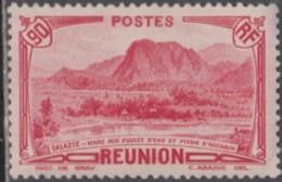 Réunion 1907-1947 - N° 139 (YT) N° 141 (AM) Neuf **. - Réunion (1852-1975)