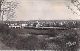 77 - SAINT MAMMES : Vue Générale - CPSM Village ( 3.300 Habitants) Dentelée Grand Format CPA 1951 - Seine Et Marne - Saint Mammes