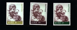 IRELAND/EIRE - 1978  CHRISTMAS  SET  MINT NH - 1949-... Repubblica D'Irlanda