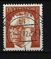 BUND Mi-Nr 731 Heinemann Gestempelt (4) - Gebraucht