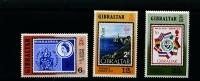 GIBRALTAR - 1977  EUROPA  SET   MINT NH - Gibilterra
