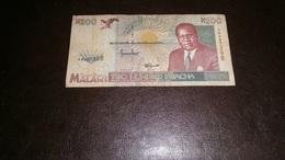MALAWI 200 KWACHA 1995 - Malawi