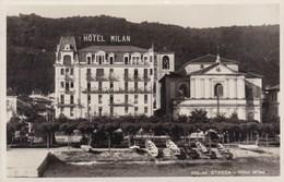Stresa Hotel Milan (pk65006) - Non Classificati
