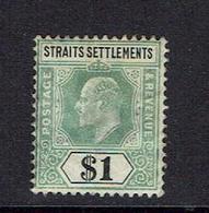 STRAITS SETTLEMENT....mh - Straits Settlements