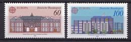 Duitsland - Europa: Postalische Einrichtungen - MNH - M 1461-1462 - 1990