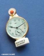 Fèves Fève Les Maitres Du Temps Horloge / Montre à Gouset Mate *369* - Charms