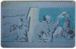 GERMANY S-Serie B-259 - Hologram, Comics, Fulcor (1403) - Used - Deutschland