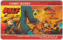 GERMANY S-Serie B-262 - Comics, Ralf (2409) - Used - Deutschland