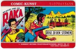 GERMANY S-Serie B-264 - Comics, Raka (5407) - Used - Deutschland