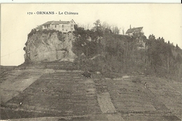 Ornans Le Chateau - France