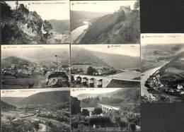 Vresse Alle S/ Semois - Lot 7 Cartes Nels - Vresse-sur-Semois