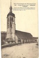 Vallee De La Loue Ornans L Eglise - France