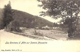 Les Environs D'Alle Sur Semois Mouzaive (Nels) - Vresse-sur-Semois