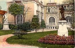 Neuilly Sur Seine - Statues De Parmentier Et Du Bourreau De Ferrari - Neuilly Sur Seine